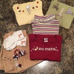 Children's Gymboree Matching Set
